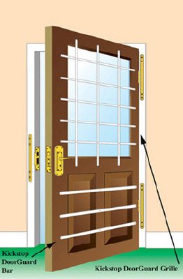 Door Security Grille And Dooor Security Bar Buy Online